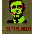 Joseph Plunkett 1887 - 1916 by niahgoe
