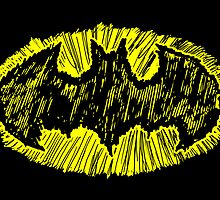 Batgrunge by Robin Brown