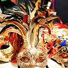 venitian masks by anfa77