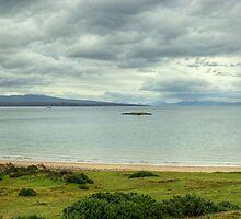 Red Point Beach,Loch Torridon by Jamie  Green