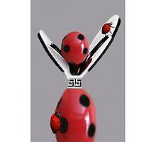 """✰˚ ˛★""""Lucky Ladybug"""" IPhone Case""""✰˚ ˛★"""" by ╰⊰✿ℒᵒᶹᵉ Bonita✿⊱╮ Lalonde✿⊱╮"""
