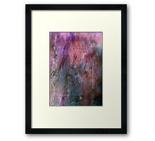 Yearning, Reaching Framed Print