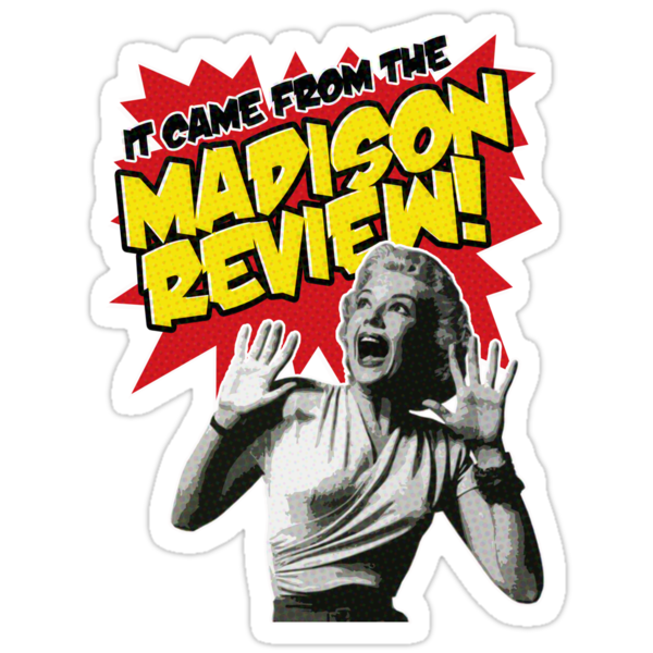 The Madison Review Comic by jackshoegazer