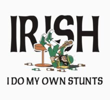 Funny Irish Drunk by HolidayT-Shirts