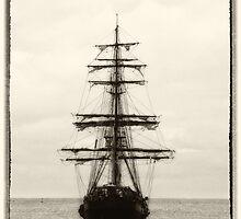 Ahoy!  Pirate Ship  by KTMorgan