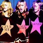 Madonna - Give Me All Your Luvin&#x27; - Pop Art by wcsmack
