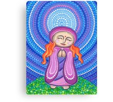 Goddess of Compassion Canvas Print