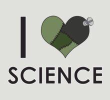 I Love Science shirt by AnimePlusYuma