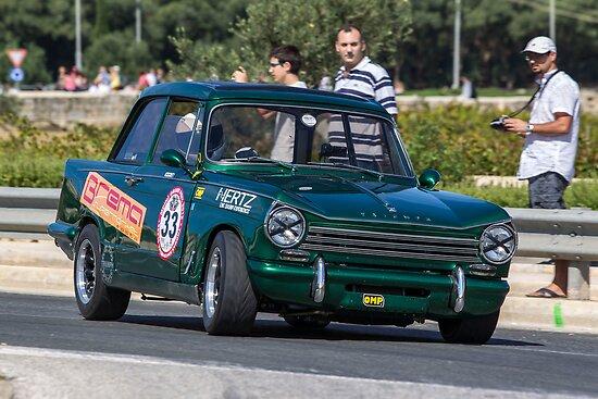 Mdina Grand Prix 2012 - Car 33 by Matthew Scerri