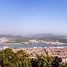 Panorama over Viana do Castelo by João Figueiredo