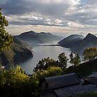 Monte Bre, Lugano, Switzerland by Matthew Scerri