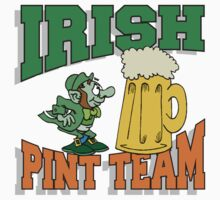Irish Drinking Team by HolidayT-Shirts