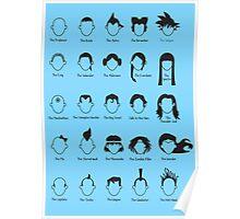 Hero Hair Poster