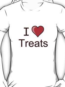I love Halloween treats  T-Shirt