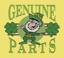 Funny Irish Kids Clothes