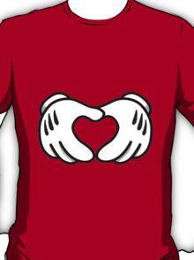 Hand Heart  T-Shirt