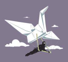 Ninja Glider by AJ Paglia