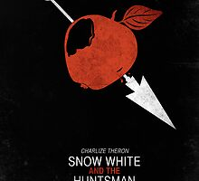 Minimalist Poster : Snow White And The Huntsman by Squall234