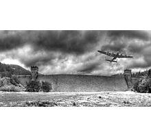 The Derwent Dam Photographic Print