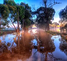 Water Water Everywhere - Junee, NSW - The HDR Experience by Philip Johnson