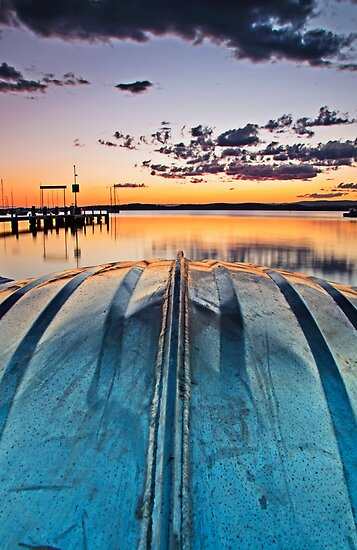 One Hull've A Sunset by bazcelt