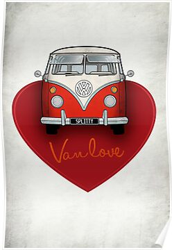 Van Love by rubyred