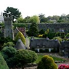 Godshill Model Village view, Isle of Wight by BronReid