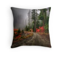 The Glory Road Throw Pillow