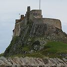 Lindisfarne Castle, The Holy Isle, UK by BronReid