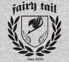 Fairy tail comic hoodies by khairul