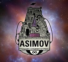 Forever Asimov by olivertrigger