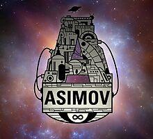 Forever Asimov by olivertrigger