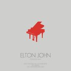 ELTON JOHN - The &#x27;Rocket Man&#x27; by Mark Hyland