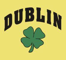 Irish Dublin Kids Clothes
