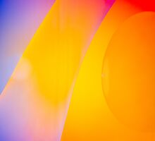 Oil And Water Abstract Photography by Roger Hall