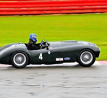 Frazer Nash No 4 by Willie Jackson