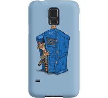 It's Tigger on the Inside Samsung Galaxy Case/Skin