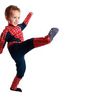 Spiderman by Steve Blake : - Akuna Photography Bendigo