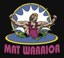 "Wrestler ""Mat Warrior"" by SportsT-Shirts"