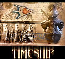 Timeship 2 by Bob Bello