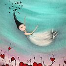 Love is a soft place to fall by Amanda  Cass
