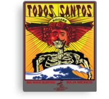 TODOS SANTOS Canvas Print