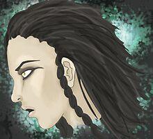 Dovahkiin- Portrait by Aubrey Dunn
