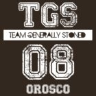 TGS Orosco (white) by excasperated