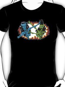 Psychobilly catfight T-Shirt