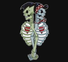 Psychobilly couple by Psychobilly-Tee