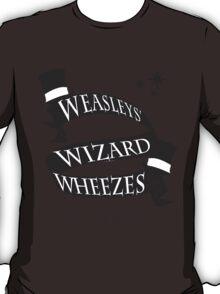 Weasleys' Wizard Wheezes (B&W) T-Shirt