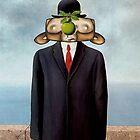 The Son of Monkey Card by StevePaulMyers