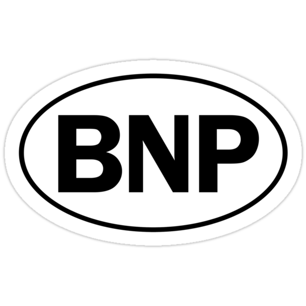 BNP - Oval Identity Sign by Ovals