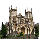 St Joseph's Cathedral, Dunedin, New Zealand by Jan Stead JEMproductions
